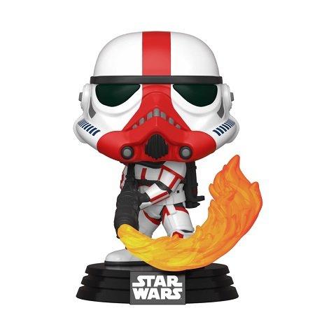 Star Wars: The Mandalorian - Incinerator Stormtrooper Funko POP!