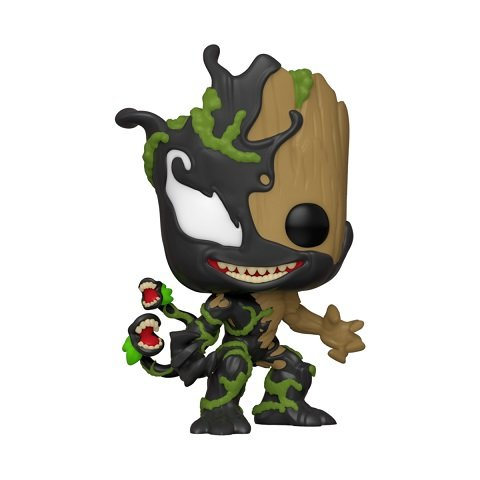 POP Marvel Max Venom - Groot