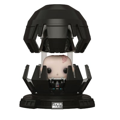 Darth Vader in Meditation Chamber Star Wars POP! Deluxe