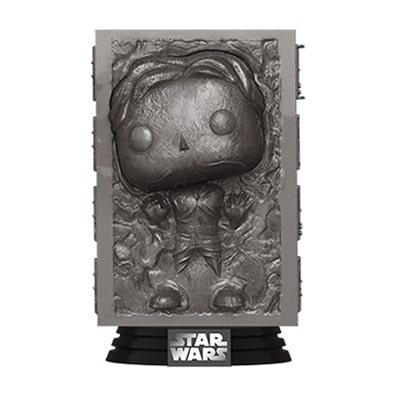 Han Solo in Carbonite Star Wars Funko POP!