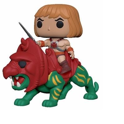 He-Man on Battle POP! Ride
