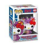 Hello Kitty Land Kaiju Funko POP! boxed