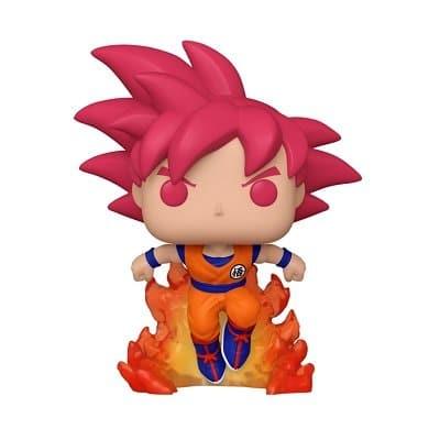 Dragon Ball Z Super Saiyan God Goku Funko Pop!