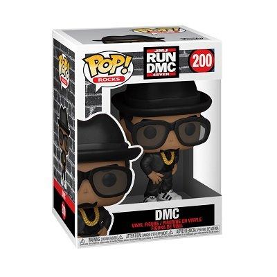 POP Rocks RUN DMC-DMC Funko Pop! in box