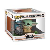 Star Wars: The Mandalorian – The Child with Egg Canister Funko Pop!
