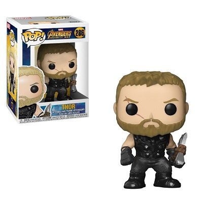 Avengers Infinity War Thor Funko Pop!