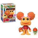 Red with Doozer Flocked Fraggle Rock Funko Pop!