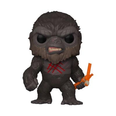 Battle Scarred Kong Godzilla Vs Kong Funko Pop!