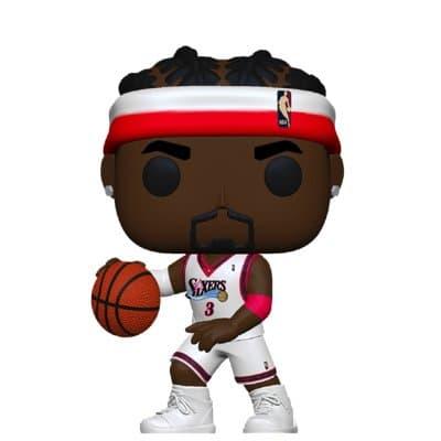 NBA Legends Allen Iverson Philadelphia Sixers Funko Pop!