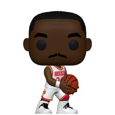 NBA Legends Hakeem Olajuwon Houston Rockets Funko Pop!