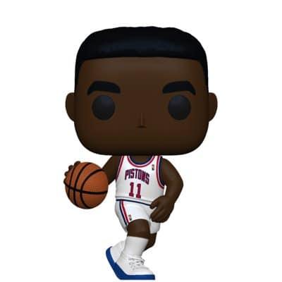 NBA Legends Isiah Thomas Detroit Pistons Funko Pop!