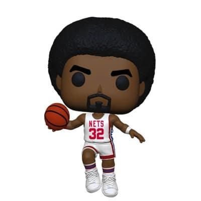 NBA Legends Julius Erving New Jersey Nets Funko Pop!