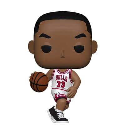 NBA Legends Scottie Pippen Chicago Bulls Funko Pop!