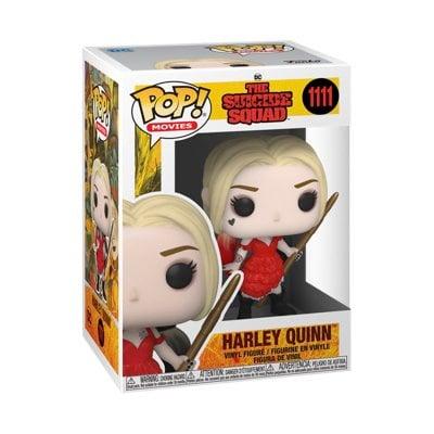 The Suicide Squad Harley Quinn (Damaged Dress) Funko Pop! (inbox)