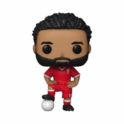 Mohamed Salah Liverpool FC Funko Pop!